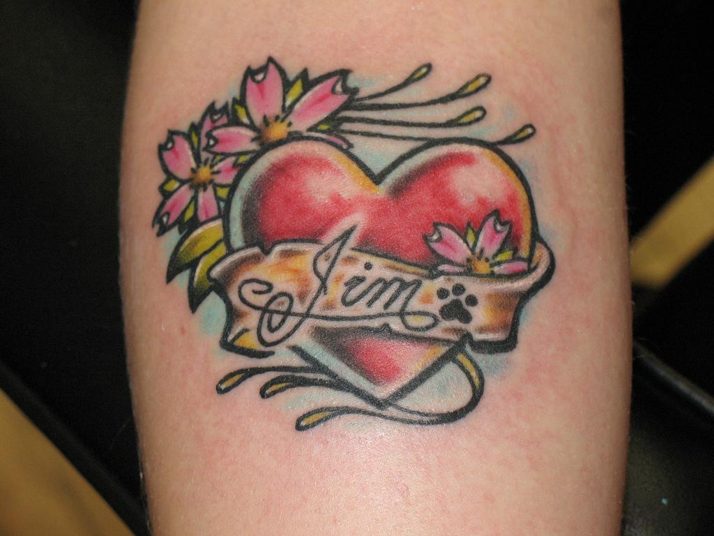 Sehr Tout savoir sur le tatouage coeur ! LU92